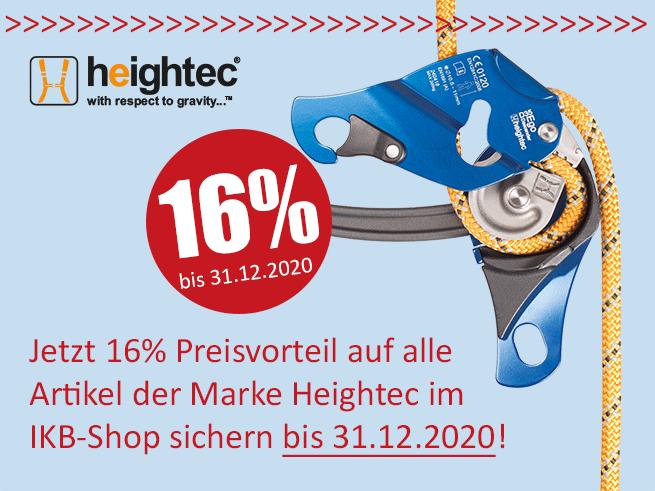 Preisvorteil auf Heightec im IKB-Shop